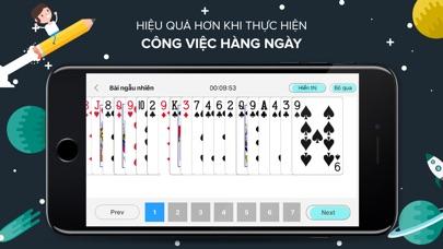 Screenshot for SuperMe: Siêu Trí Nhớ in United States App Store