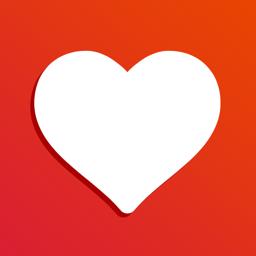 Ícone do app HealthView Widget