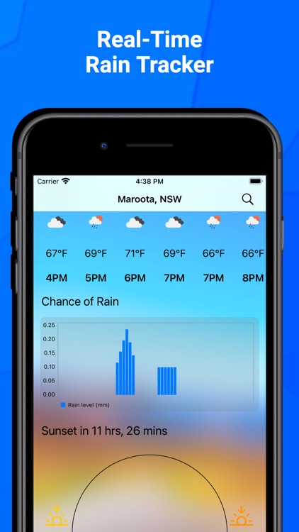 Weather - Forecasts screenshot-3