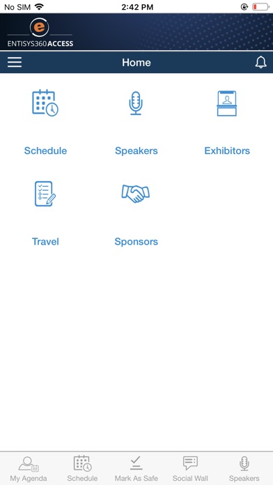 Screenshot for Entisys360 Access in Singapore App Store