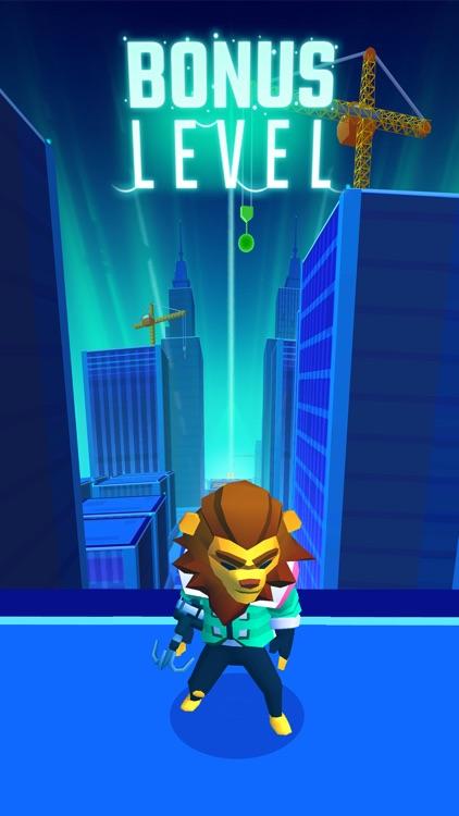 Swing Loops - Grapple Parkour screenshot-0