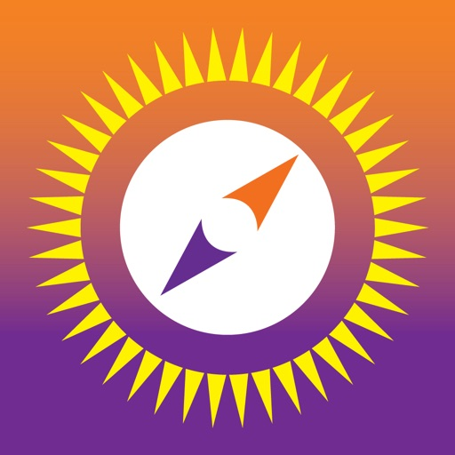 Sun Seeker Sun Tracker Compass