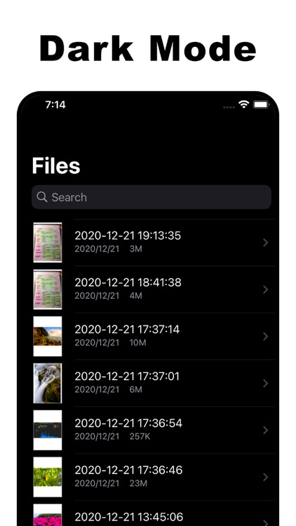 Halo PDF (Make PDF documents) screenshot-7