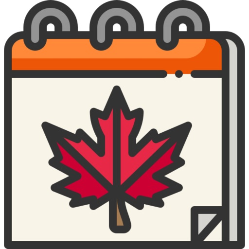 maple leaf Sticker