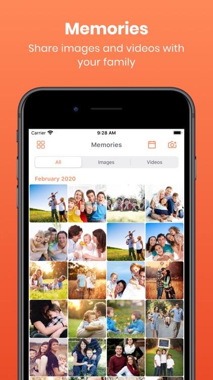 Poppinz: Family Calendar App screenshot-3