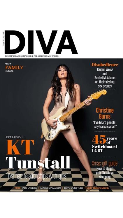 DIVA Magazine