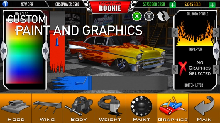 Door Slammers 2 Drag Racing