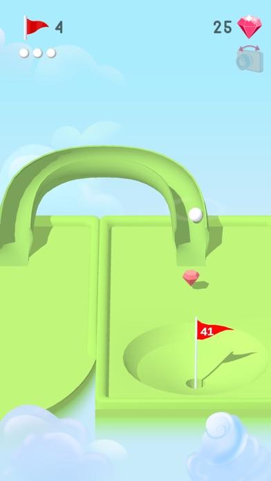Pocket Mini Golf screenshot 2