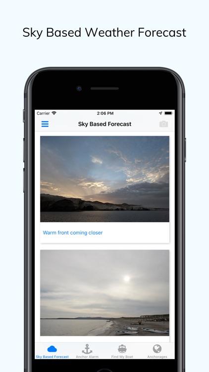 Sky Based Weather Navigator screenshot-0