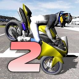 Wheelie King 2 - Manual gears