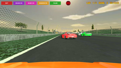 Sport Car Racer 3D screenshot 5