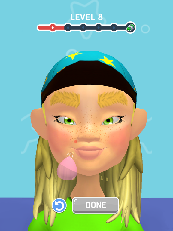 Perfect Makeup 3D screenshot 10
