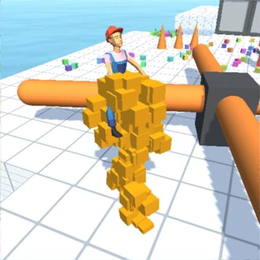 Cubes Runner 3D