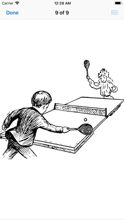 Play Ping Pong Stickers screenshot-7