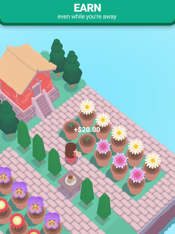 Sprout: Idle Garden screenshot 6