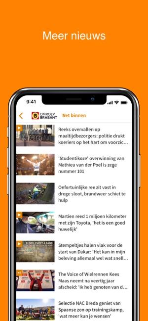 6368ae3d91f  Omroep Brabant in de App Store