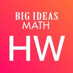 Big Ideas Math Homework App
