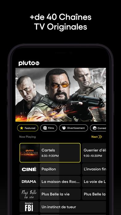 Pluto TV - Films & séries