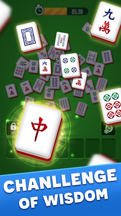Mahjong Triple 3D: Tile Match