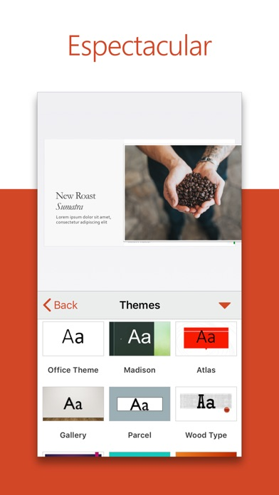 Screenshot for Microsoft PowerPoint in Mexico App Store