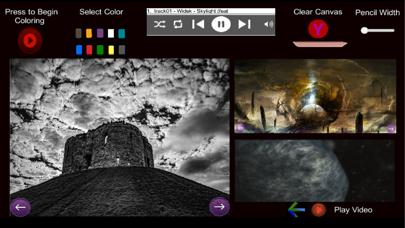 Oceanic Prog Coloring DX screenshot 2