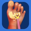 Foot Clinic - ASMR feet care - iPhoneアプリ