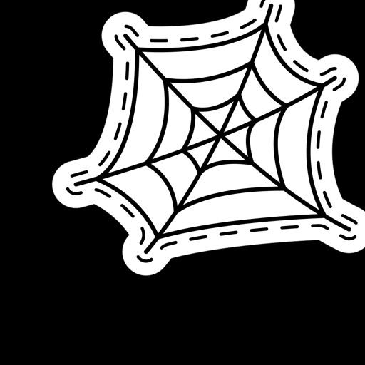 Halloween silhouettes