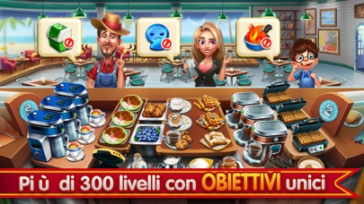 Screenshot of Cooking City - Gioco Cucina8