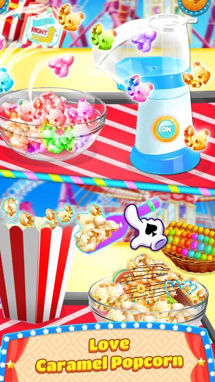 Carnival Fair Food Maker Games screenshot-3