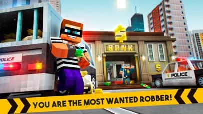 Robber Race Escape Road 2019 Screenshot