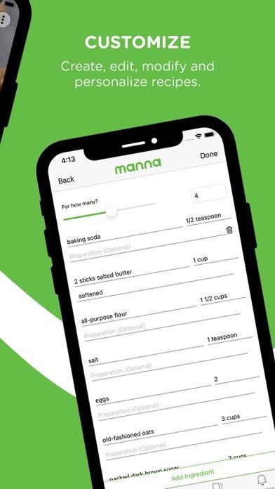 Manna CookingScreenshot of 5
