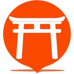 神社map 全国神社巡りの思い出収集 By Junichi Fujisaki