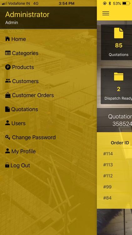 COSMOS Sales screenshot-3