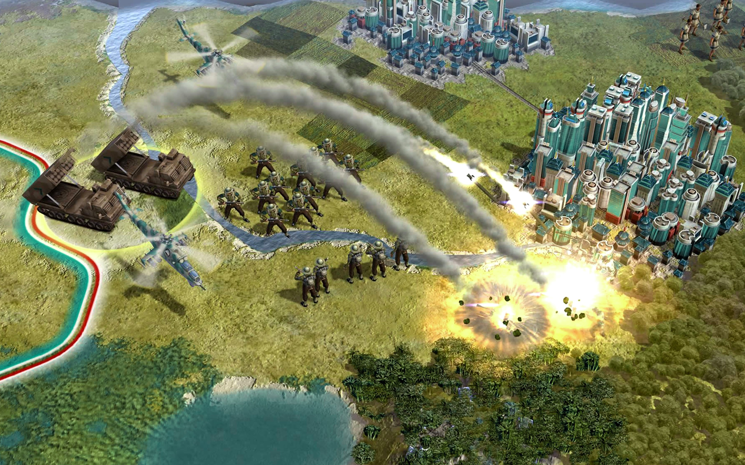 Screenshot do app Civilization® V