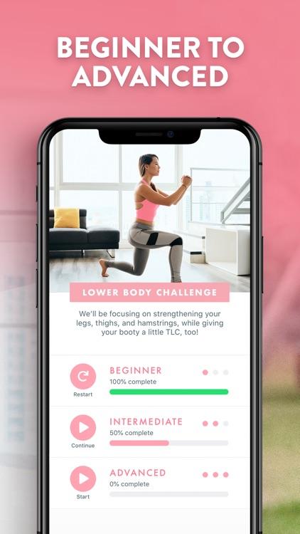 Flat Tummy App: Female Fitness screenshot-4