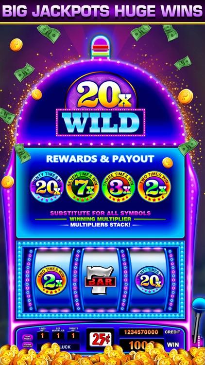 Super Vegas Slots Casino Games screenshot-9