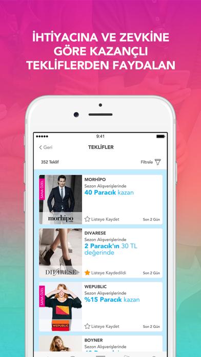 Hopi – Alışverişin App'i iphone ekran görüntüleri