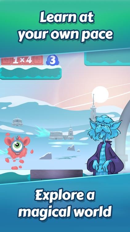 Multifly: Multiplication Games screenshot-4