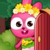 泡泡小镇:森林朋友-过家家角色扮演小游戏