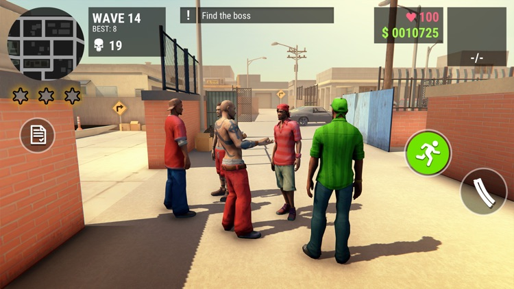 The Grand Rampage. Mad Heists