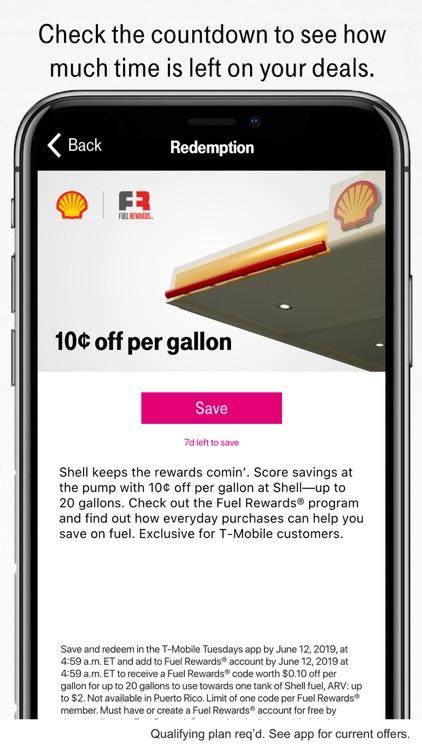 T-Mobile Tuesdays screenshot-3