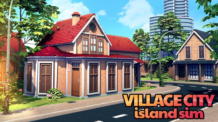 Village City Island Simulation screenshot-0