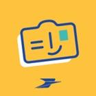 Youpix. Carte postale photo icon