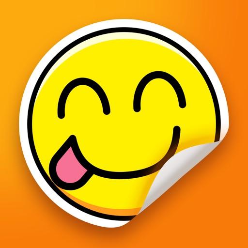 Stickers Funny of Meme & Emoji