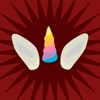 King Rabbit - Stickers! - iPadアプリ