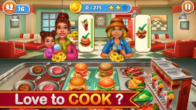 Cook It: Cooking Frenzy Game 2 screenshot one