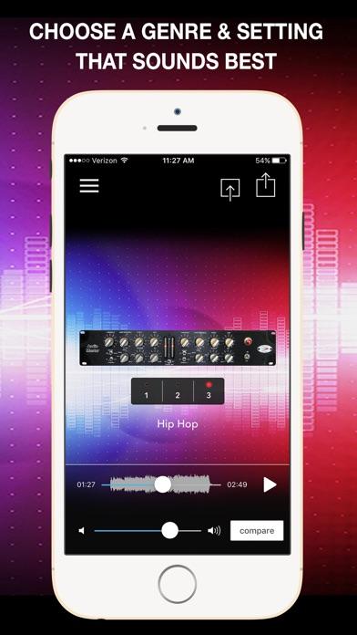 Screenshot #8 for AudioMaster Pro: Improve Sound