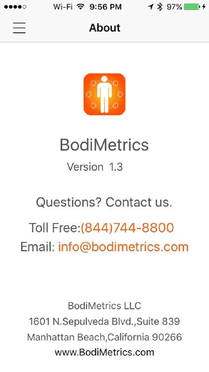 BodiMetrics screenshot-3
