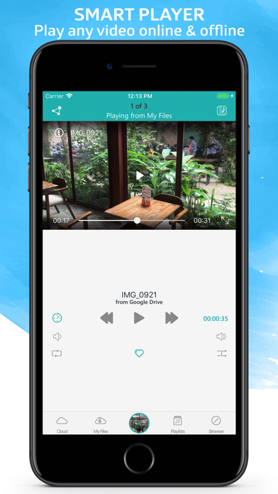 MyMedia - Video Saver Player by Bac Nguyen (iOS, United