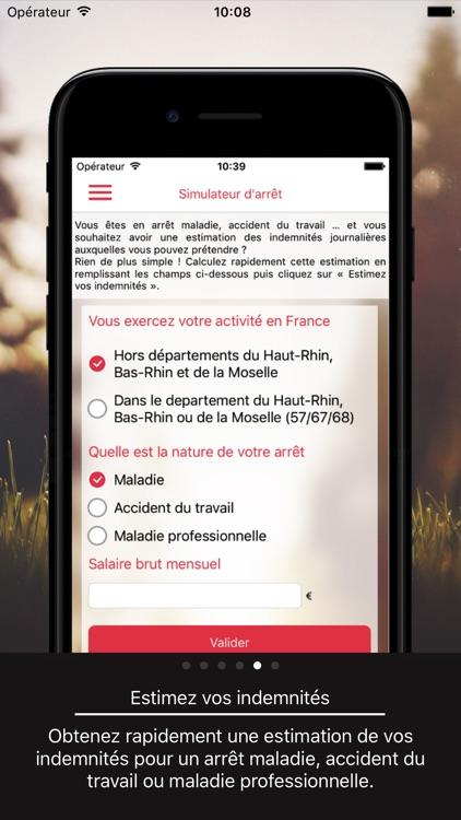 IRCEM Espace Client screenshot-4